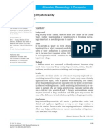 Drug Hepatotoxicity Review 2007