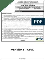 Ibfc 01 Agente de Seguranca Penitenciaria Versao b