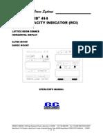 Microguard 414 Operators Manual