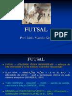 Futsal Aula 5 Fisiologia