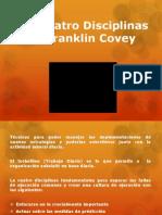 Las Cuatro Disciplinas de Franklin Covey