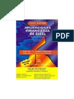 Aplicaciones Financier as de Excel