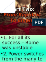 Chapter 5 Rome Part II