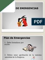 6. Plan de Emergencias