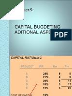 Capital Bugdetingooooo