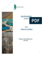 H-2010 - Tracés de Routes - Présentation _tape 3m