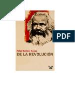 Martinez Marzoa Felipe - De La Revolucion