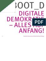 Reboot_D Digitale Demokratie - Alles auf Anfang
