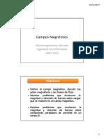 Capitulo 2 p1 Campos Magneticos