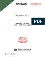 HP-16 Emer Fire Pp