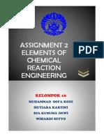 Tugas Teknik Reaksi Kimia 2