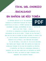 Festival Chorizo Periodismo