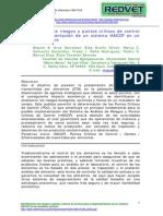 Identificación de Riesgos y Puntos Críticos de Control Para La Implementación de Un Sistema HACCP en Un Matadero Porcino