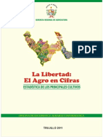 Caratula y Contenidos de Boletin Agro en Cifras