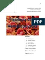 4.- Fisiologia de La Hematopoyesis