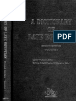 A Dictionary of Late Egyptian