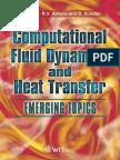 06- Computational Fluid Dynamics and Heat Transfer Emerging Topics