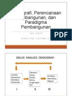 Perencanaan Pembangunan2003