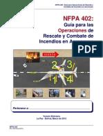 NFPA4022012OperacionesARFFBolivia
