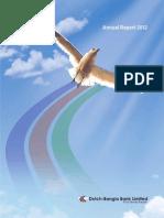 DBBL Annual Report 2012
