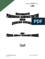 Programacion Anual - Modelo 2006