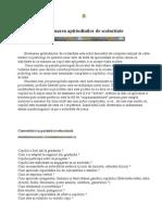 Evaluarea Aptitudinilor de Scolaritate - teste psihologice