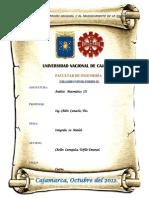 Trabajo Domiciliario de Análisis Matemático III Hh