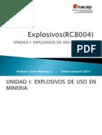 11.0.- Explosivos
