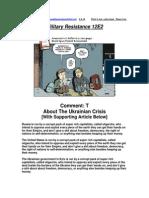Military Resistance 12E2 Crisis