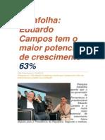 63%  POTENCIAL DE CRESCIMENTO EDUARDO CAMPOS.docx