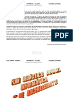 Planificacion Informatica Aplicada 1