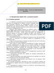 Managementul reţelelor SDH – teorie şi implementare  practică