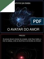 O Avatar Do Amor