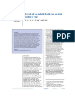 Effect of Microemulsified Collector on Froth