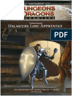 Undermountain - Halaster's Lost Apprentice