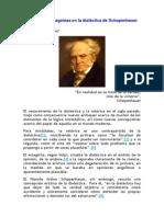 Algunas Estratagemas en La Dialéctica de Schopenhauer