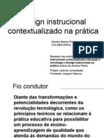 Design Instrucional Contextualizado