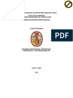 Plan Estudio Ortodoncia2013