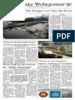 newspaper page 2 bridges