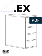 Alex Drawer Unit AA 844481 1 Pub