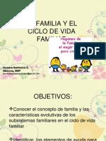 Clase 6 1ºA La Familia y El Ciclo de Vida Fam.