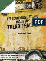 Telecom Trend Tracker Nov 09
