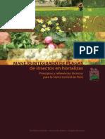 Manejo Integrado de Plagas de Insectos de Hortalizas