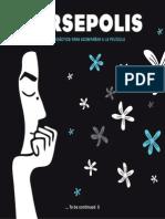 Guía Didáctica Persépolis (Película)