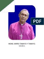 Mons. Mario Tamayo y Tamayo
