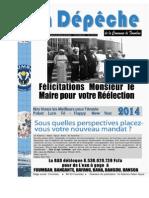 La depeche N 006 Février 2014