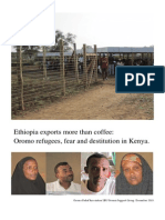 Ethiopia Exports More Than Coffee