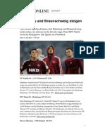 Bundesliga Spieltag 34