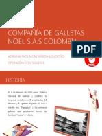 Compañía de Galletas Noel s
