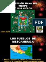 Concepto Maya Del Tiempo